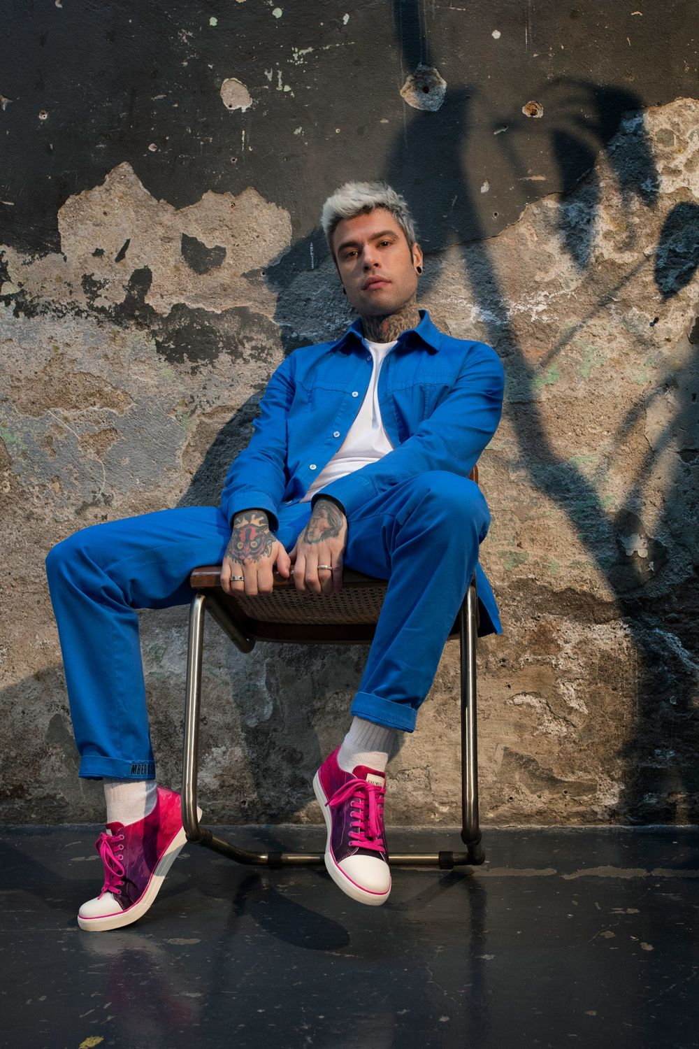 Bikkembergs for Fedez