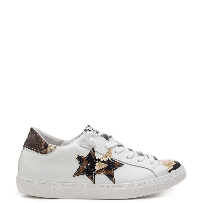 2 Star sneakers donna
