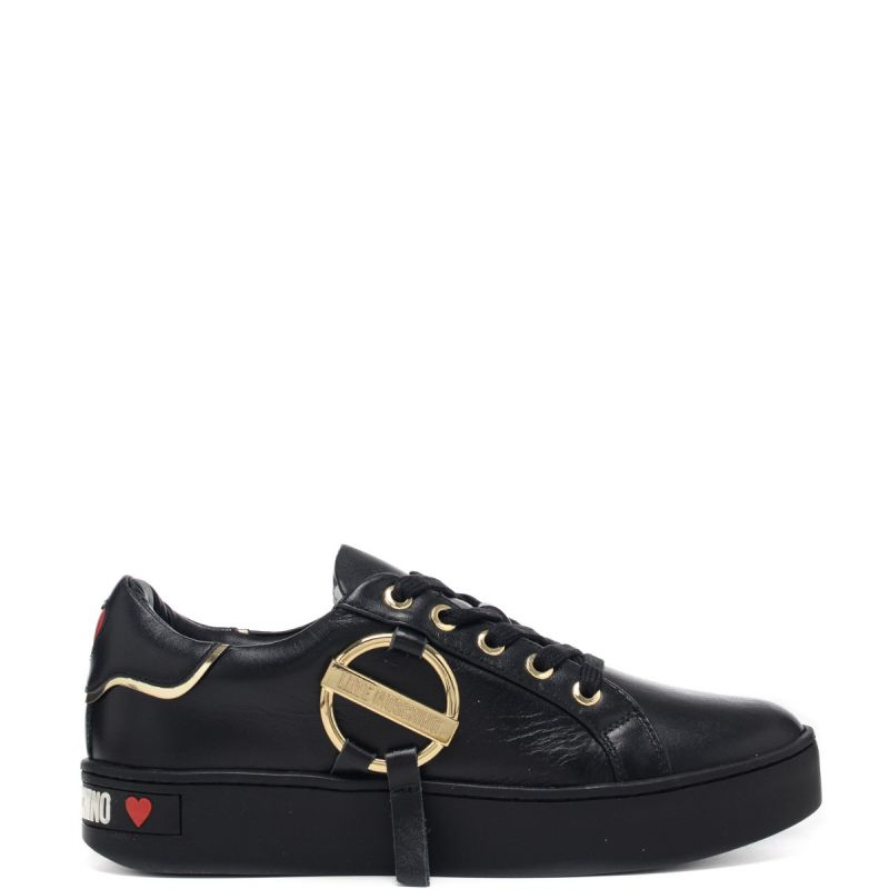 Moschino sneakers Round Bunkle Ja15043g1b