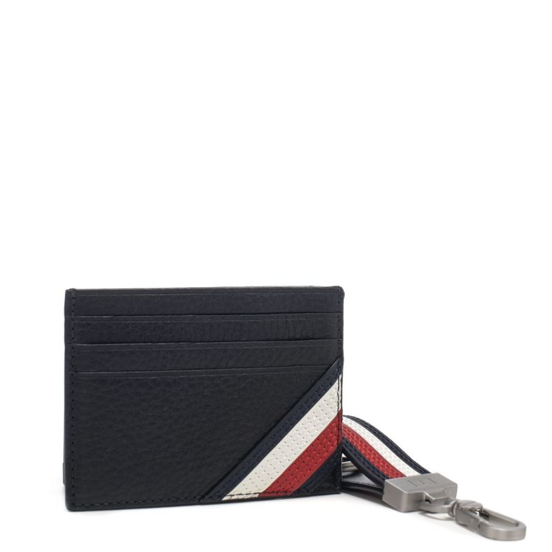 Tommy Hilfiger set portacarte e portachiavi Downtown AM0AM05671
