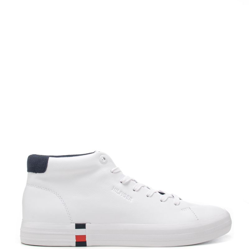 Tommy Hilfiger sneakers gambale alto