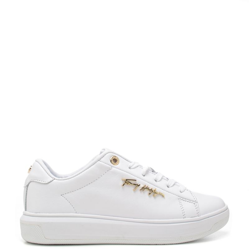 Tommy Hilfiger sneakers total white