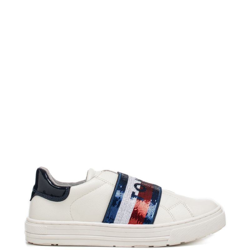 Tommy Hilfiger sneakers bambina T3A4307971017X336