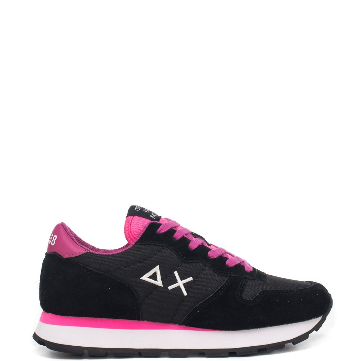 Sun68 Sneakers Donna Ally Solid