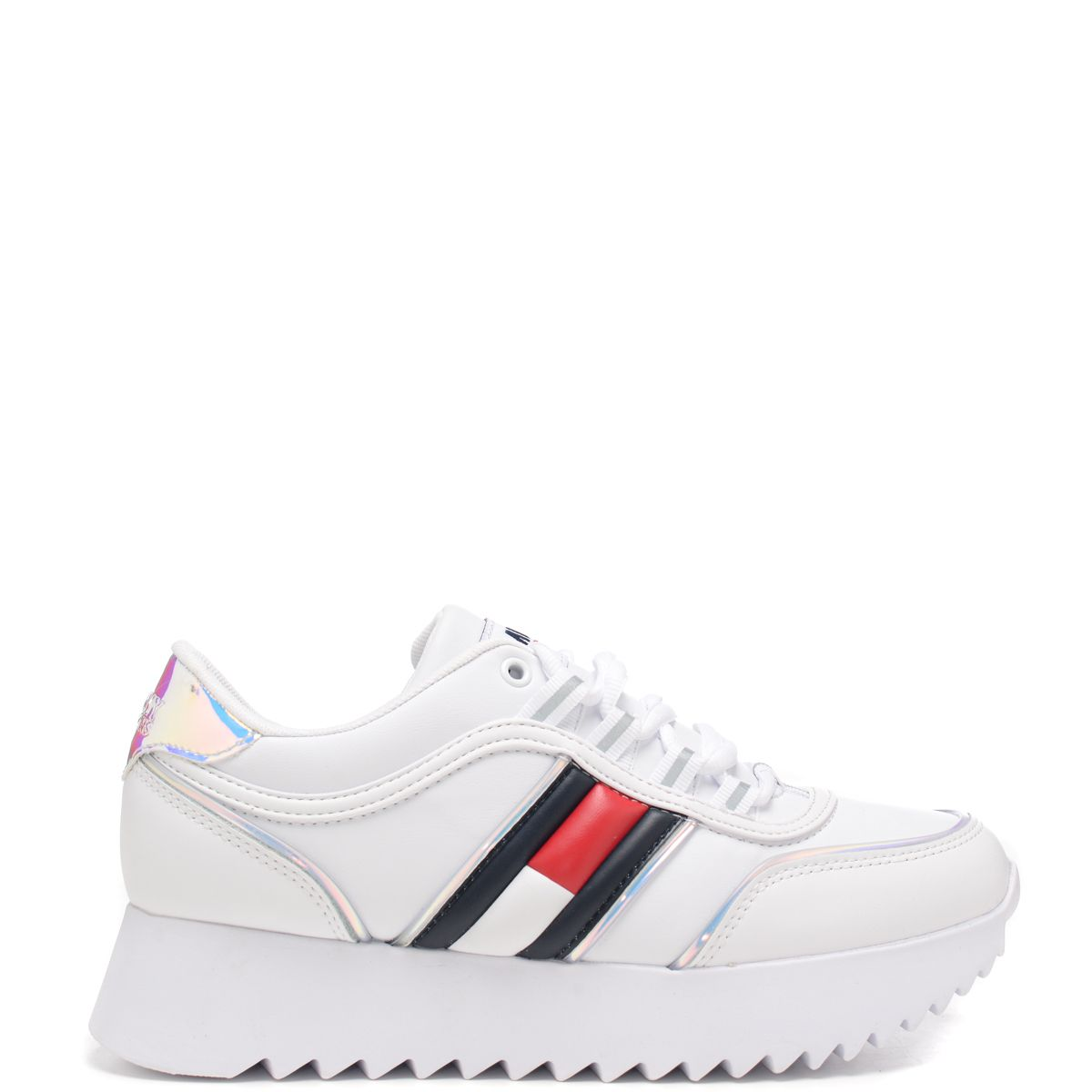 Tommy Jeans Sneakers Con Suola Alta